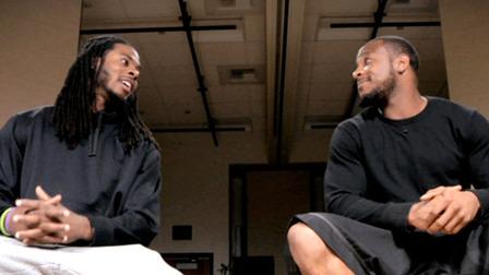 Sherman & Percy highlight talk
